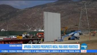 Aprueban proyecto de ley de seguridad fronteriza en EU