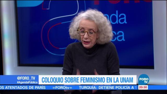Coloquio sobre Feminismo en la UNAM