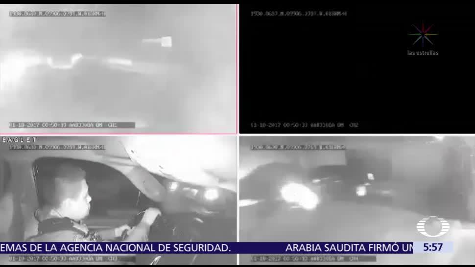 Captan en video agresión contra dos policías en la CDMX