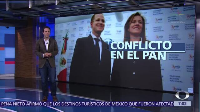 Margarita Zavala fijará postura sobre candidato presidencial del Frente Ciudadano