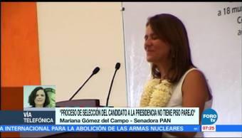 Posible salida de Margarita Zavala del PAN