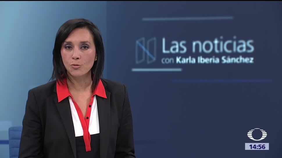 Las noticias, con Karla Iberia: Programa del 6 de octrubre de 2017