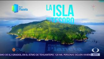 Isla del Coco, Costa Rica, oasis y patrimonio de la humanidad