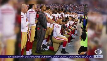 Vicepresidente Mike Pence abandona juego de la NFL