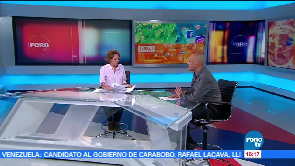 Fractal: Programa del 9 de octubre de 2017