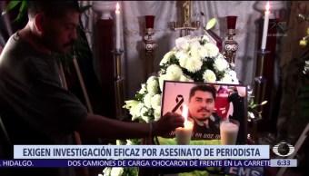 SIP condena asesinato del reportero gráfico Édgar Esqueda Castro en SLP