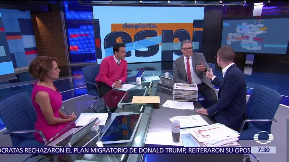 Ricardo Anaya habla en Despierta sobre el PAN y el Frente Ciudadano