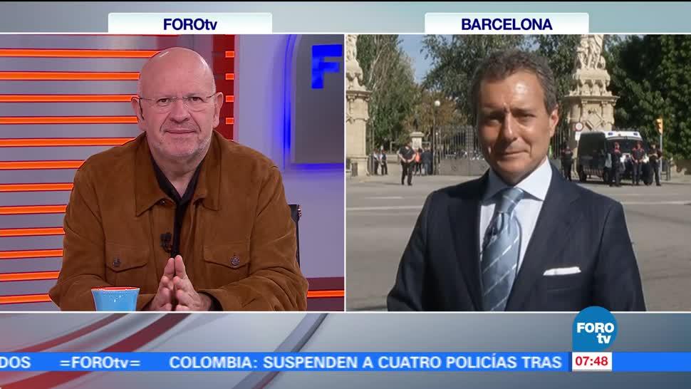 Comparecencia de Carles Puigdemont ante el Parlamento catalán