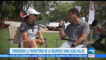 Conociendo la trayectoria de Tanía Elías Calles