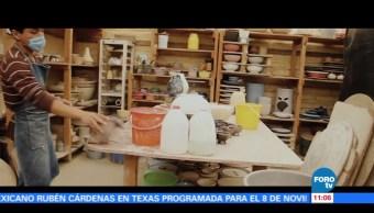 Retratos de México: El trabajo de un alfarero