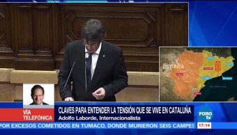 Brexit Posible Independencia Cataluña Ponen Apuros Ue