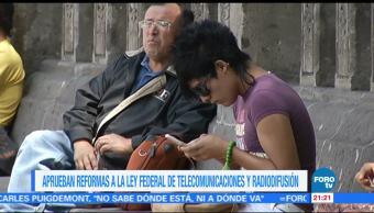 Aprueban reformas a la Ley Federal de Telecomunicaciones y Radiodifusión