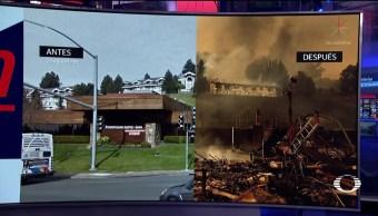 En California, la emergencia más destructiva en la historia