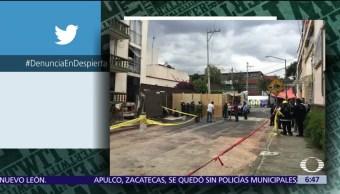 #DenunciaEnDespierta: Secundaria 13 de CDMX, obligada a reanudar clases