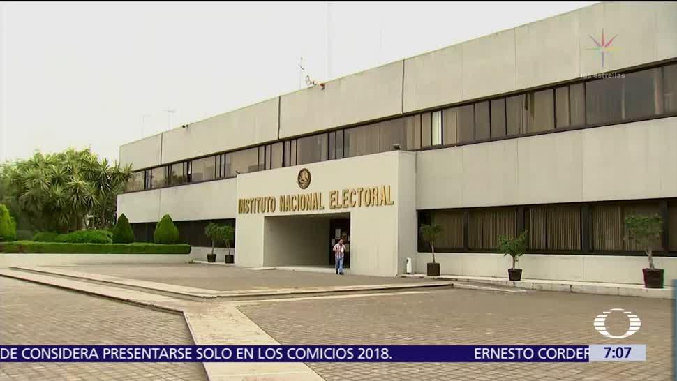 Suman 36 los aspirantes a una candidatura presidencial independiente en México