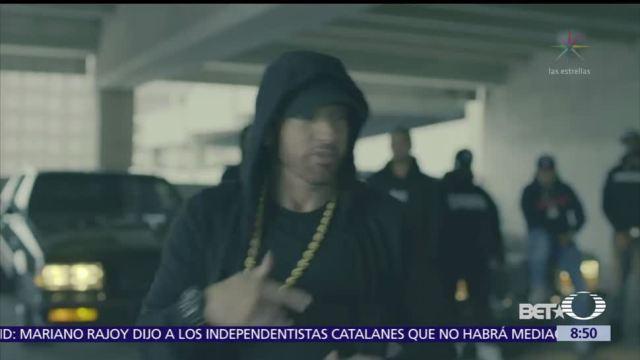 El rapero Eminem ataca a Donald Trump con canción