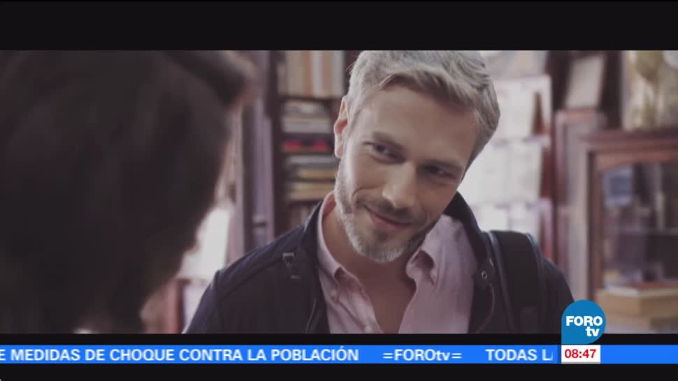#LoEspectaculardeME: Sergio Dalma presenta nueva producción