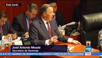 Zoé Robledo cuestiona a Meade por récord como secretario de Estado