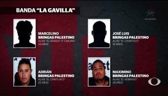 Hermanos comandan banda de asaltatrenes en Puebla