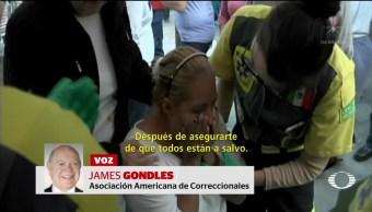 México sin protocolos para informar sobre muerte de reos