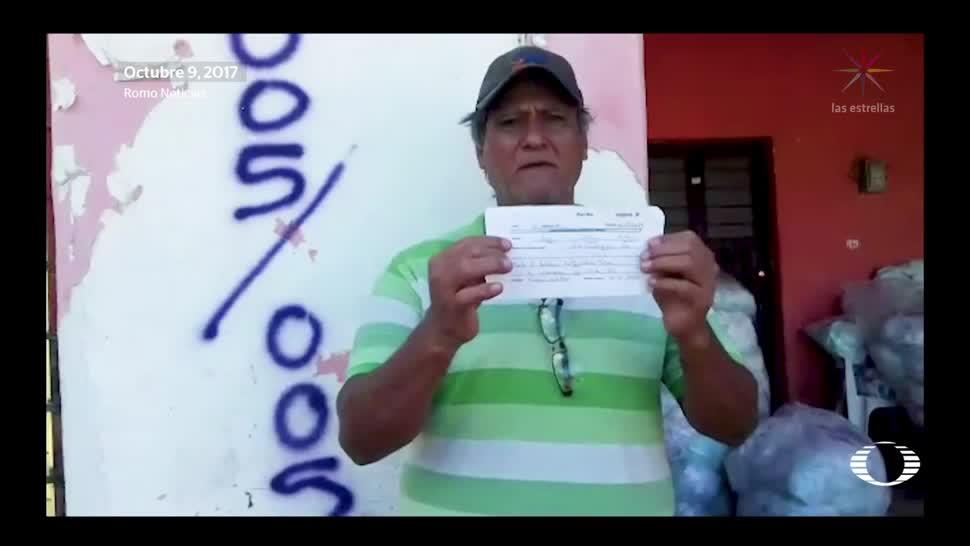 Exalcaldesa de Oaxaca recibió ayuda sin ser damnificada