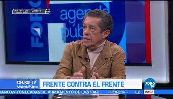 Frente contra el Frente PAN, PRI Zavala