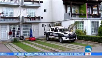 Identifican a presunto involucrado en homicidio de familia en el Edomex