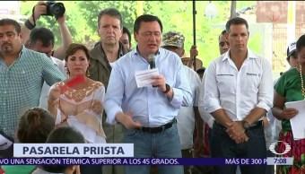 Se reúnen figuras presidenciables del PRI en Mazatlán, Sinaloa