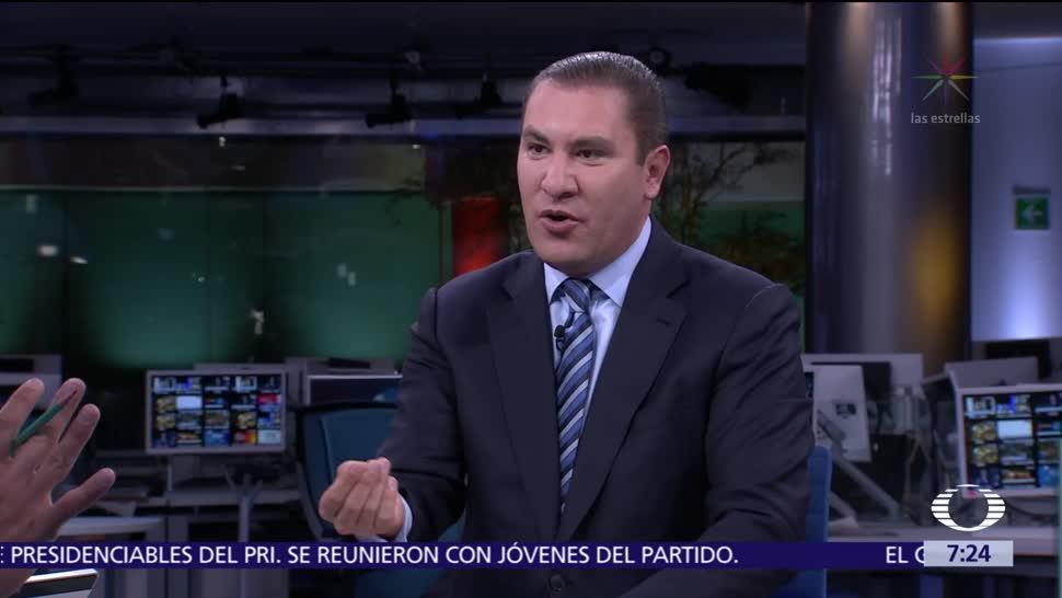 Rafael Moreno Valle habla en Despierta sobre candidaturas independientes