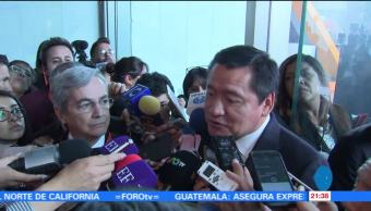 Osorio Chong pide a AMLO que se preocupe de sus problemas