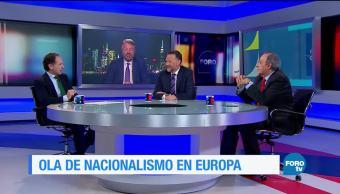 la ola de nacionalismo que se vive en Europa