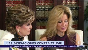 Corte exige a Trump entregar documentos sobre acusaciones de abuso sexual