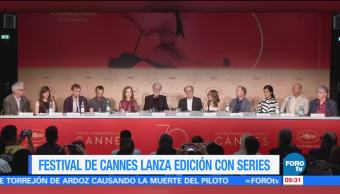 #LoEspectaculardeME: Festival de Cannes lanza edición con series