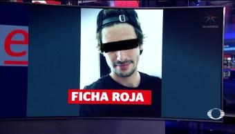 Piden a Interpol ficha roja contra el skater Mario Sáenz