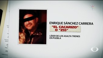 Marinos abaten a 'El Z-55', líder de asalta trenes