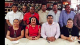 Hijo de exalcaldesa en Oaxaca autorizó apoyos a sus padres