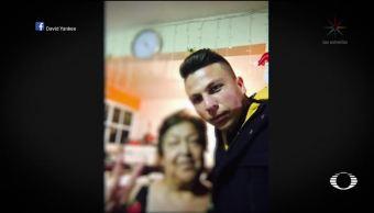 Presunto asesino de familia en Tultepec se exhibía con armas