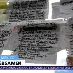 Padres de niños muertos en colegio Rebsamen piden apoyo de CNDH