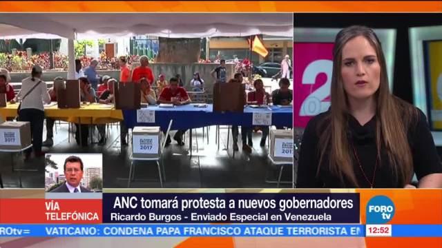 Asamblea Constituyente tomará protesta a nuevos gobernadores
