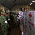 Ayuda humanitaria continúa llegando a Oaxaca