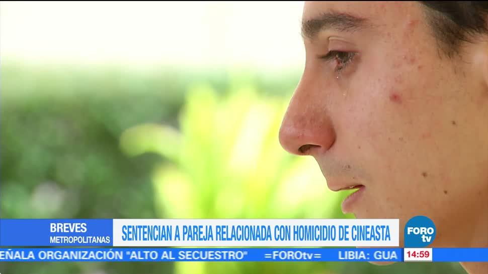Sentencian a asesinos del cineasta León Serment y de su esposa