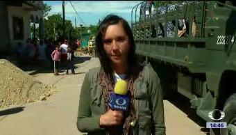 Las noticias, con Karla Iberia: Programa del 18 de octrubre de 2017
