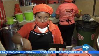 Familias de Chiapas trabajan para recuperar lo que perdieron por sismo