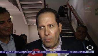 Ivonne Ortega pide consulta abierta para elegir al candidato presidencial del PRI