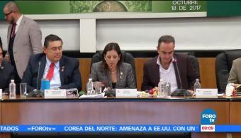 Comisión de Hacienda aprueba el dictamen de Ley de Ingresos de 2018