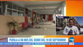 Museo del Alfeñique sigue afectado tras sismo del 19 de septiembre