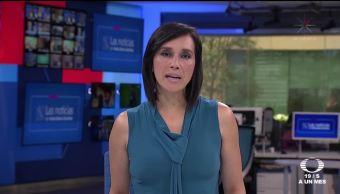 Las noticias, con Karla Iberia: Programa del 19 de octrubre de 2017