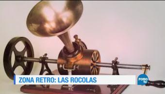 Las primeras rocolas, la historia de estos aparatos