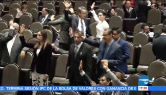 Diputados avalan Ley de Ingresos 2018