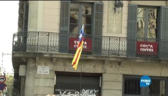 La economía catalana paga el precio del independentismo
